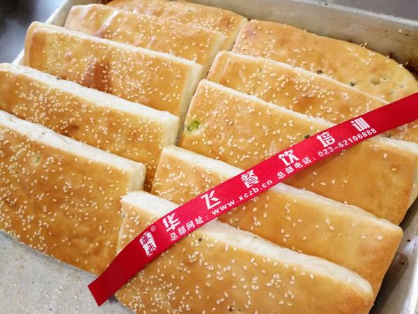老北京芝麻香酥饼